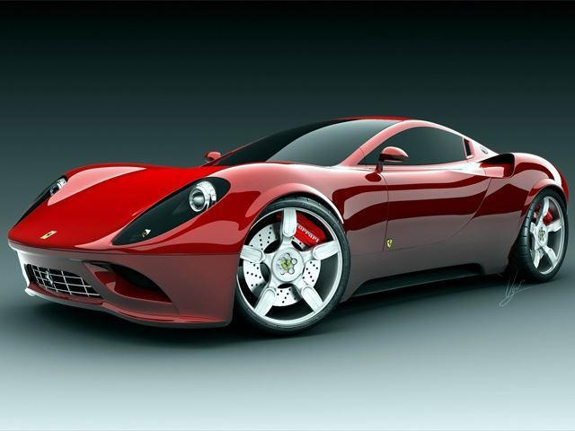 The V6 Ferrari Of Your Worst Nightmares Is Coming - CarBuzz