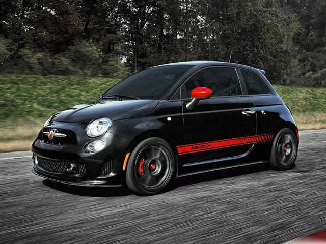is a used abarth the steal of the century or a complete waste of