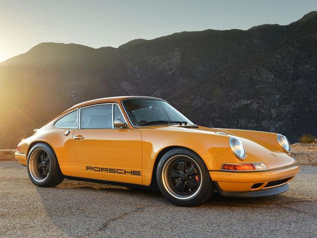 Ponder This: Buy A New Porsche 911 Or A 911 Modified By Singer ...