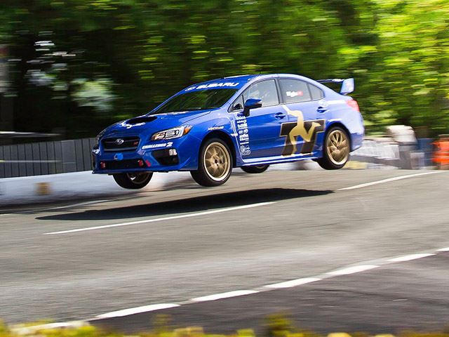 Rally Driver Will Attempt Record On Track That Kills 2 People Per
