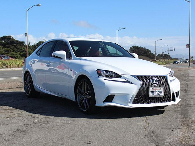 2016 Lexus IS350 F Sport Review: The Perfect Car Can Still Be Boring ...