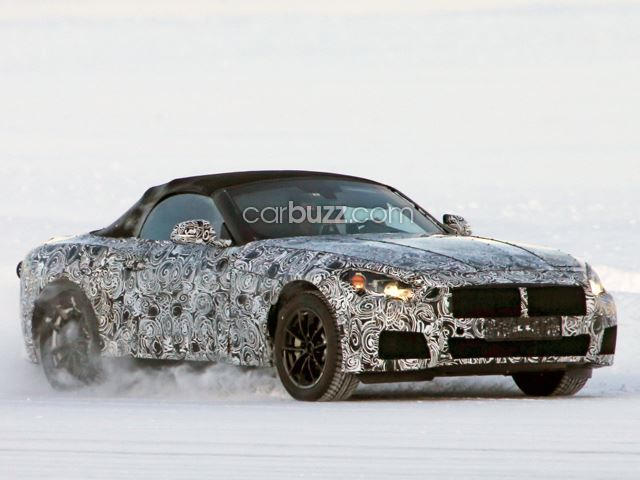 Hereu0027s The Latest Info On The BMW Toyota Sports Car Love Child   CarBuzz