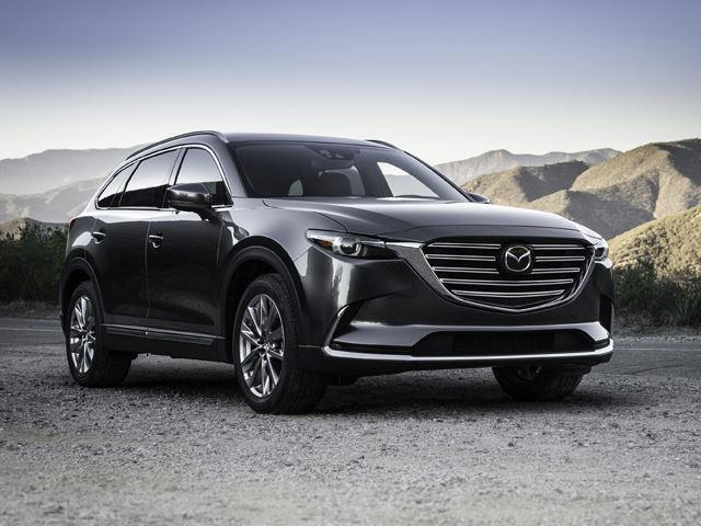 2016 Mazda Cx 9 First Drive Review The Luxury Crossover Segment Has