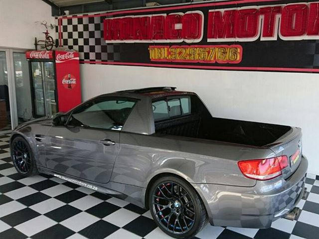 This Guy Built A BMW M3 Pickup Because BMW Didn\'t - CarBuzz