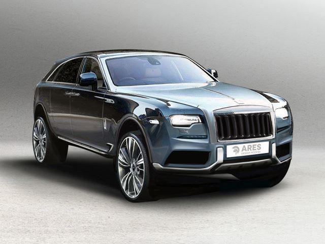 Rolls Royce Drops New Details About Upcoming Suv Says It Won T Look