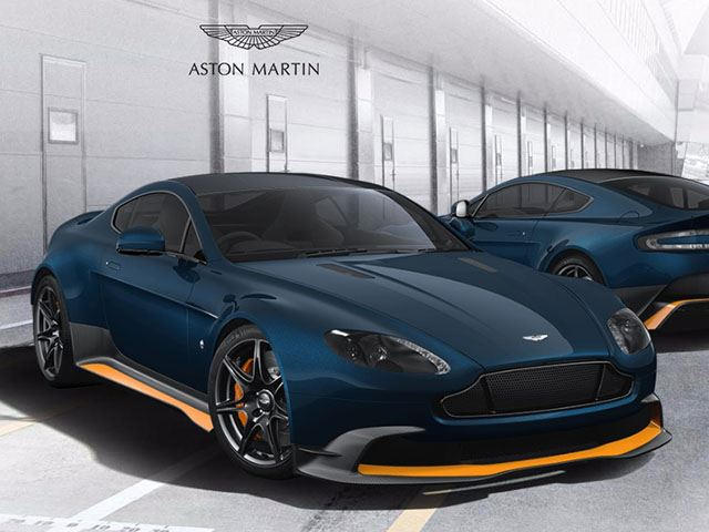you can now create your own version of aston martin 39 s hardcore vantage gt8 carbuzz. Black Bedroom Furniture Sets. Home Design Ideas
