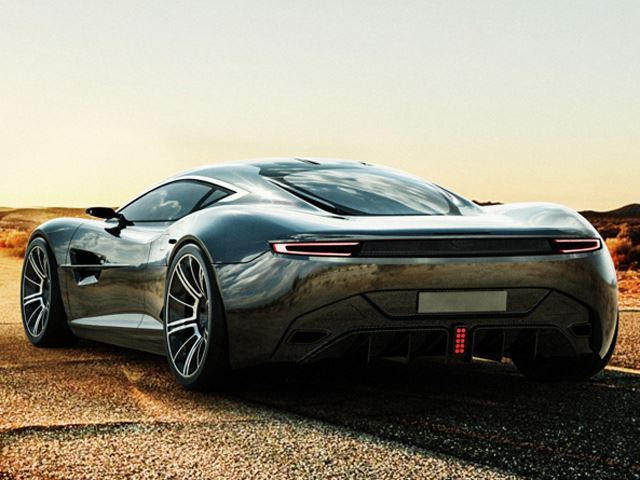 Aston Martin Needs The Dbc Concept To Weather Its Financial Storm