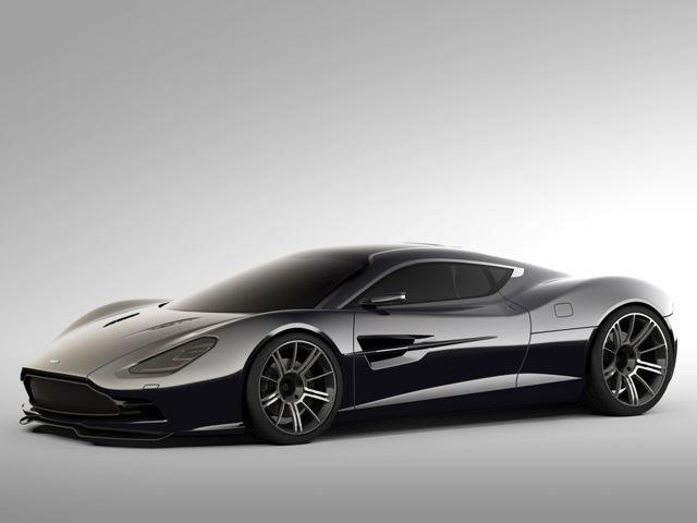 Aston Martin Needs The DBC Concept To Weather Its Financial Storm - Aston martin concept