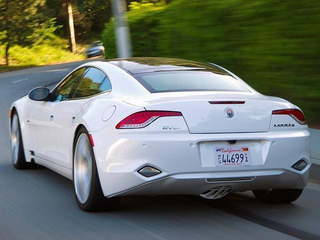 For $40,000, Should You Be Tempted By A Used Fisker Karma? - CarBuzz