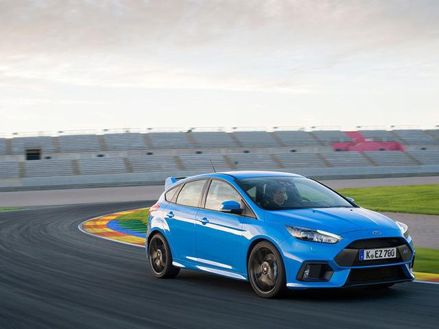 Ford Plotting Hotter Focus Rs Hatch With An Insane 0 60 Mph Time