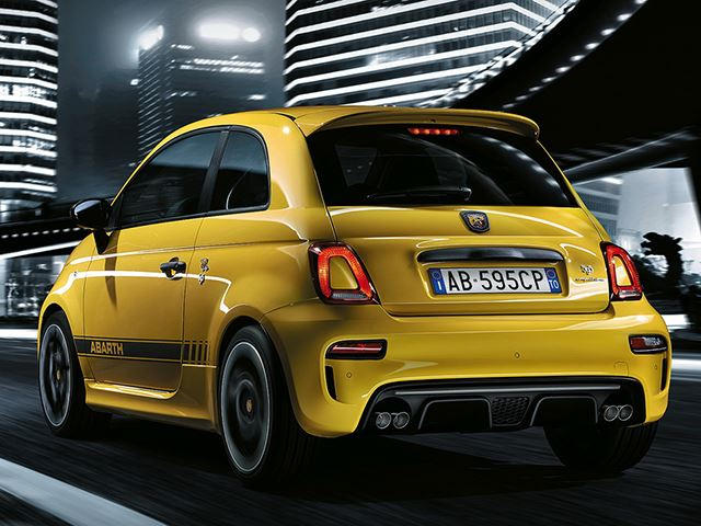 The Fiat 500 Abarth Gets A Power Bump - CarBuzz