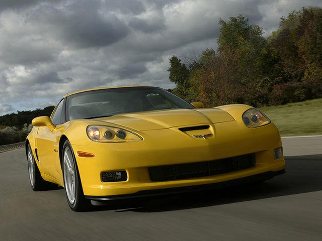 Corvette C6 Z06 >> The C6 Corvette Z06 Is Now Very Cheap But Should You Get One Carbuzz