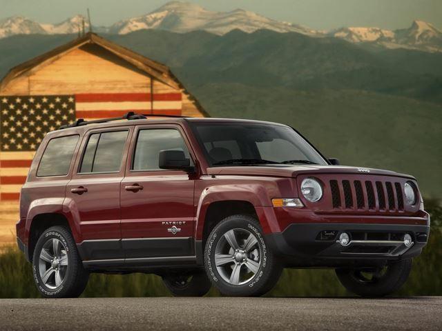 Jeep patriot production
