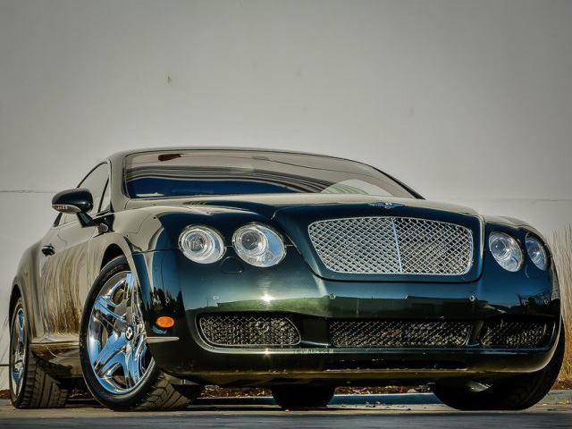 Bentley continental gt repair costs