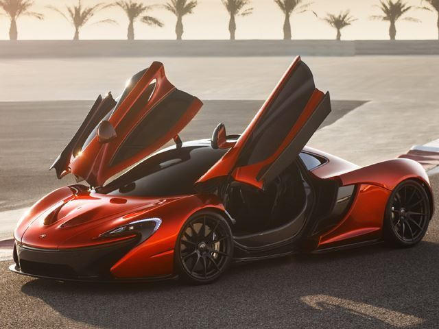 These Are The Things Most People Don't Know About The McLaren P1 ...
