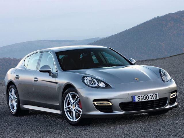 Porsche panamera ugly