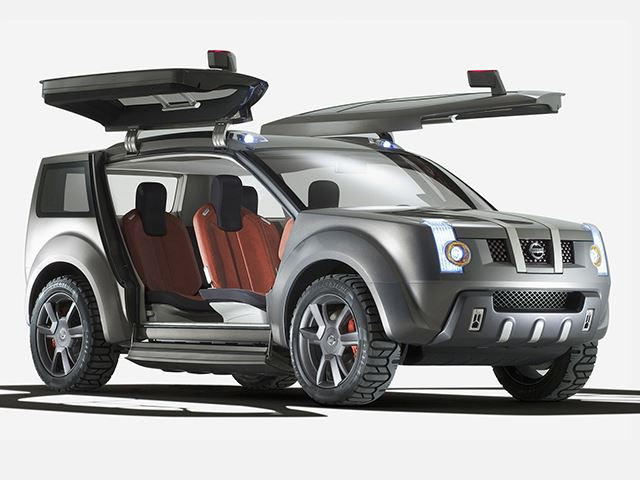 all-new nissan xterra set to arrive this september - carbuzz