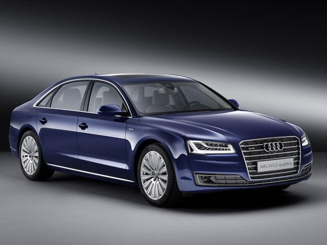 The A W Is The Most Expensive Audi Option Money Can Buy CarBuzz - Audi a8 w12