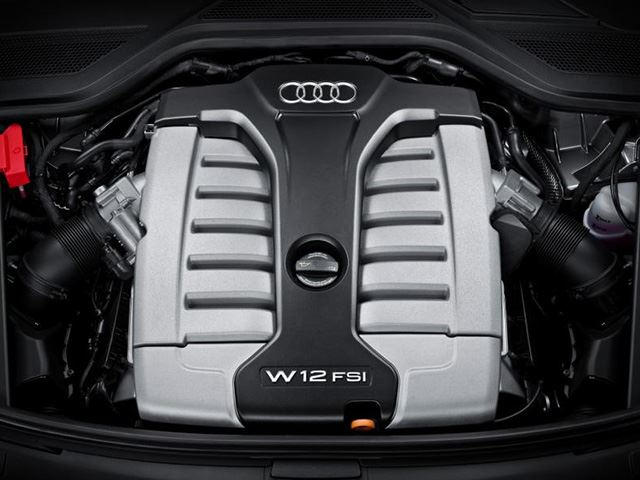 The A8 W12 Is The Most Expensive Audi Option Money Can Buy - CarBuzz
