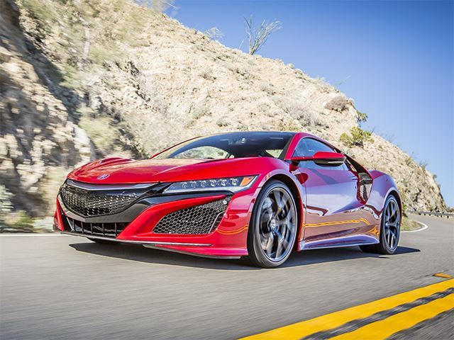 Why Does The Acura NSX Cost Twice As Much In Australia?   CarBuzz