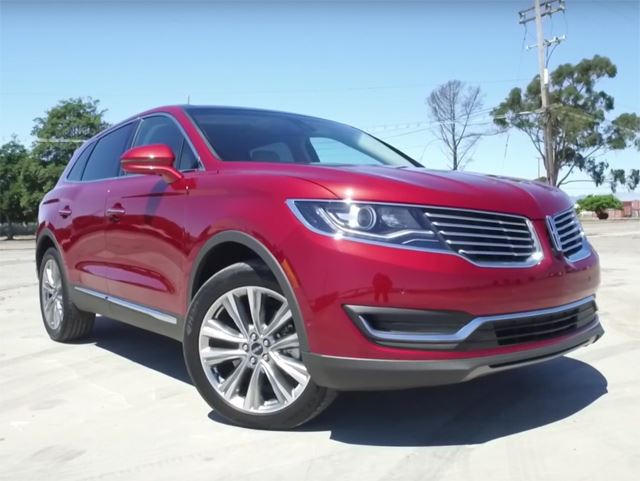 Who The Hell Is Going To Spend 60 000 On A Lincoln Mkx We Found