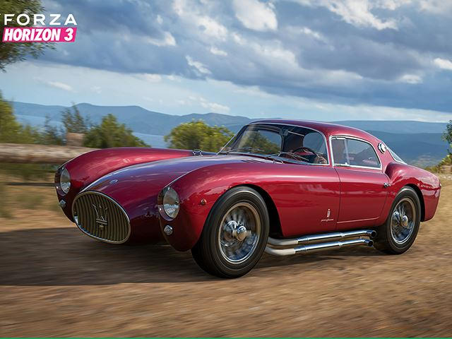 Forza Horizon Is Going To Have The Worlds Most Incredible - Most classic cars
