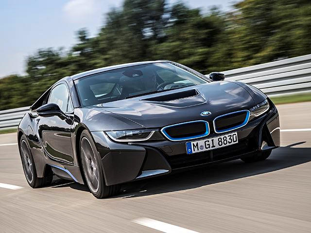 The Next Bmw I8 Is Going To Be An Absolute Monster Carbuzz