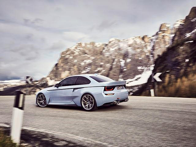 The Revised Bmw 2002 Hommage Concept Is The Car We All Want Carbuzz
