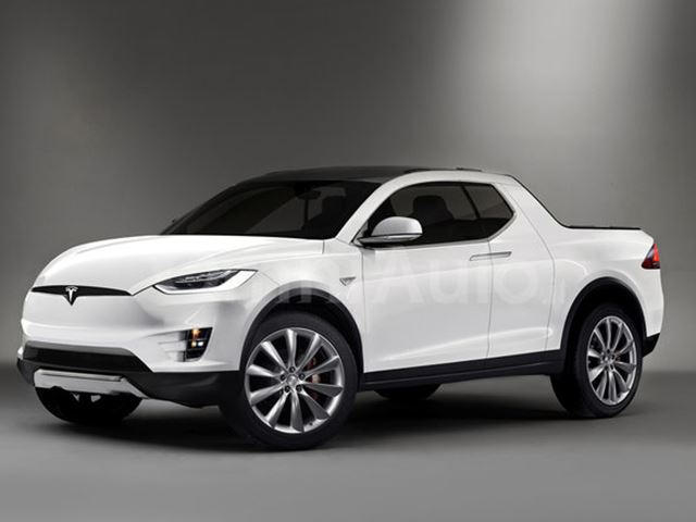 This Is What The Tesla Pickup Truck Could Look Like Carbuzz