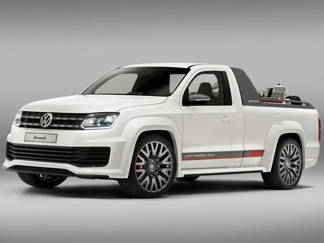 volkswagen should revive the rabbit pickup, but can't because of