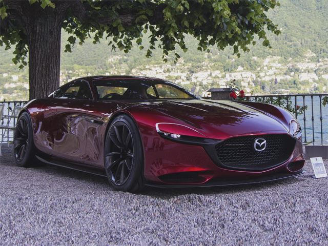 mazda confirms rx-vision concept will inspire the next generation