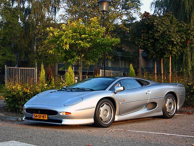 If You Did Then You Would Know The British Outfit, Which Specializes In  Repairing Jagu0027s Iconic Supercar From The U002790s. Don Law Has Been  Re Manufacturing Out ...