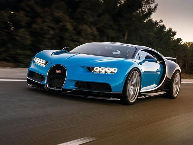confirmed: bugatti chiron owners won't go faster than 261 mph