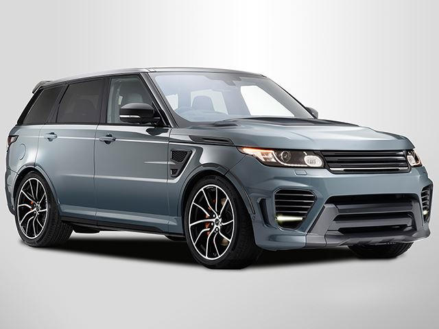 overfinch has made the range rover svr even more outrageous carbuzz. Black Bedroom Furniture Sets. Home Design Ideas