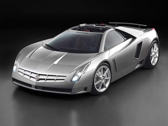 Cadillac Could Jump Into The Supercar Game By Reviving The XLR   CarBuzz