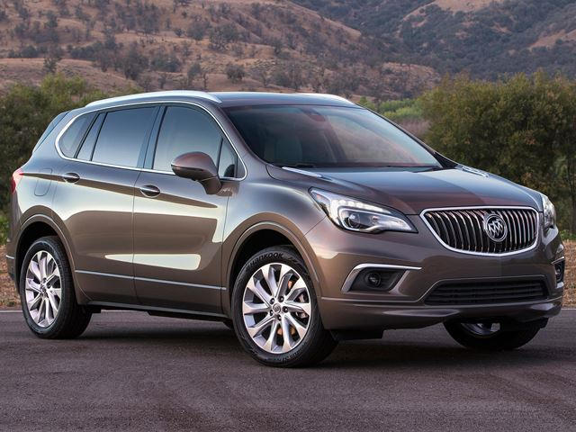 The New Buick Envision Proves Made In China Isn't Always A Bad Thing ...