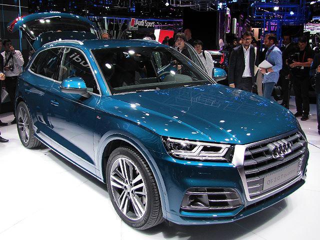 AllNew Audi Q Set To Maintain Worldwide Success CarBuzz - Audi worldwide