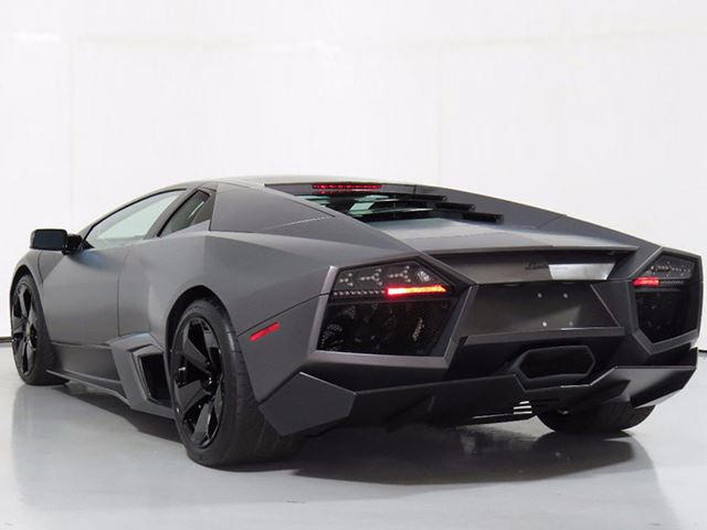 you won 39 t believe how much a lamborghini reventon costs now carbuzz. Black Bedroom Furniture Sets. Home Design Ideas