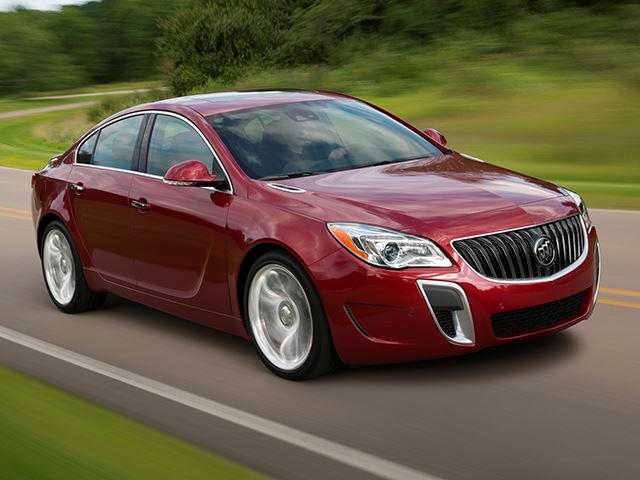 Will The Next Buick Regal Share Tech With The Ford Focus RS CarBuzz - Buick ford