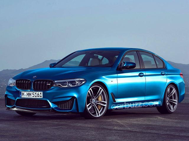 the new bmw m5 is going to be awesome - carbuzz