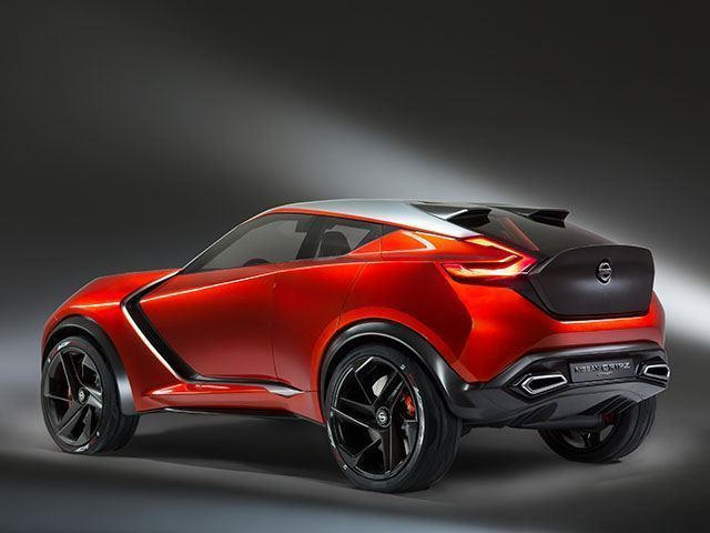 The Next Nissan Z-Car Could Still Become A Crossover - CarBuzz