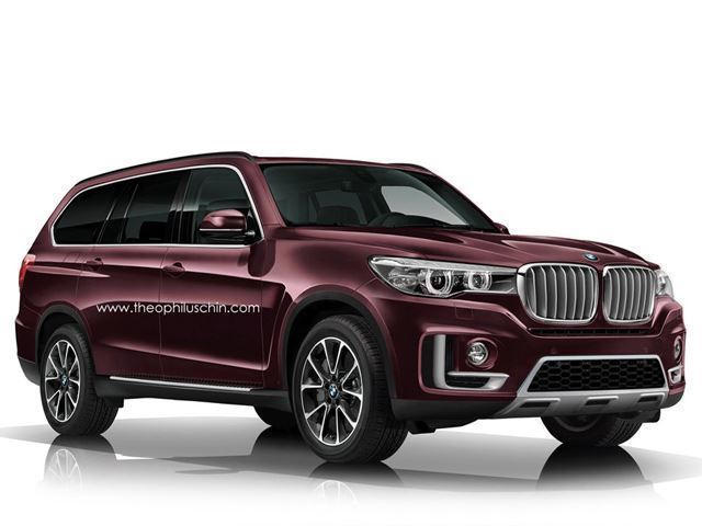 4x4 Bmw X7 >> Ultra Luxurious Four Seater Bmw X7 M Part Of Bmw S Ambitious Suv