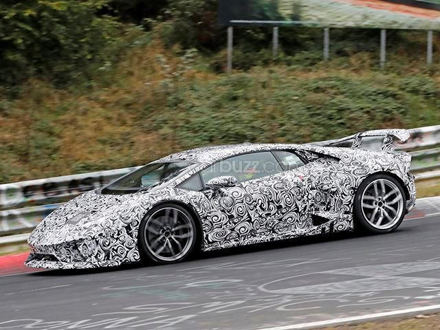 Lamborghini Supposedly Has A Name For Its Next Supercar Carbuzz