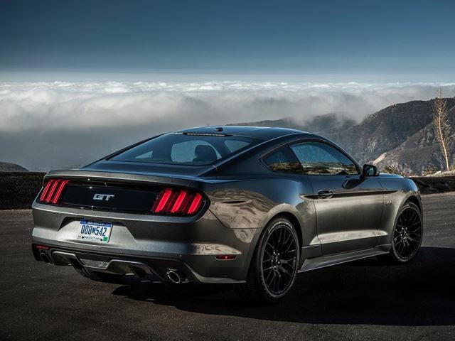 The New Ford Mustang Is All About Power And Performance If You Want To Save On Fuel Bills Youd Need To Skip The   Liter V And Get Yourself An Ecoboost