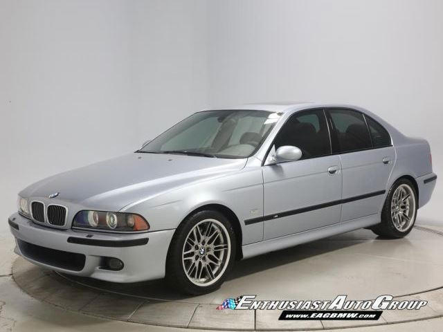 why is this 13 year old bmw m5 worth more than a brand new one carbuzz. Black Bedroom Furniture Sets. Home Design Ideas