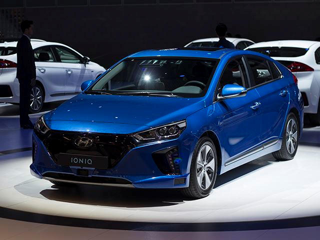 Hyundais New Ioniq Concept Previews The Affordable Autonomous Car