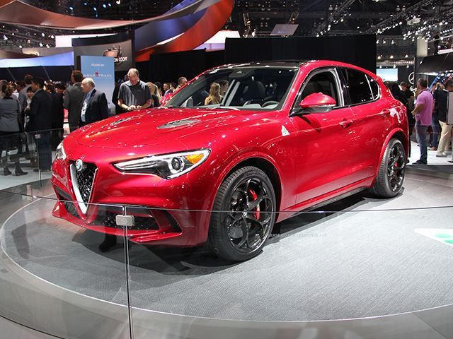 5 Things You Don T Know About The 505 Hp Alfa Romeo Stelvio Qv Carbuzz