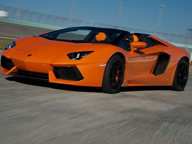 Lamborghini's Latest Patent Details How A 730-HP Aventador Is Coming ...