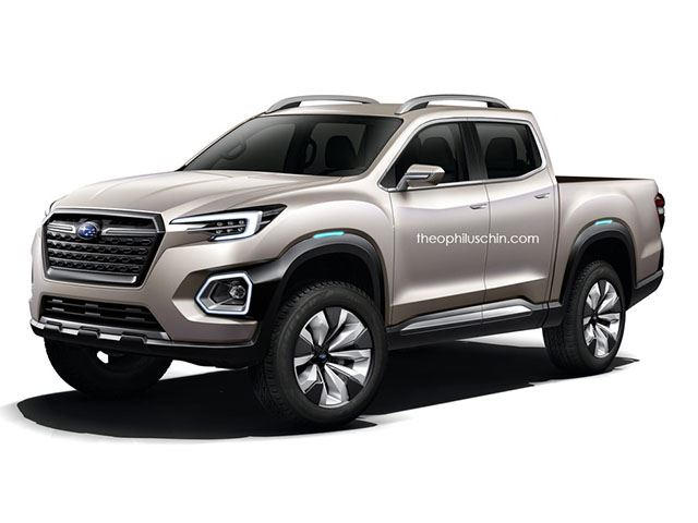 5  sc 1 st  CarBuzz & Subaru\u0027s New SUV Has Opened The Door For A Modernized Truck - CarBuzz