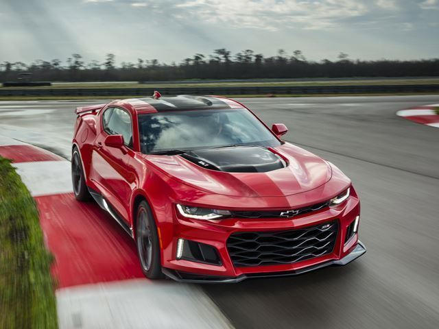 Heres Why The Camaro Zl1 Might Be Even Better Than The Corvette Z06
